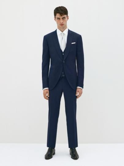 Corneliani Suit Man