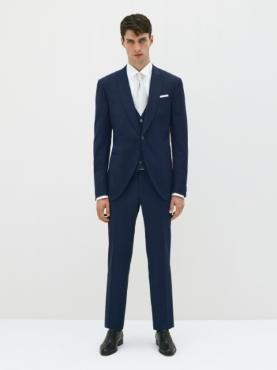 Corneliani Suit Man
